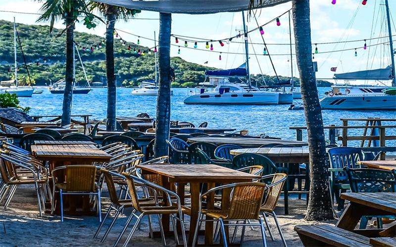 BVI Beach Bars
