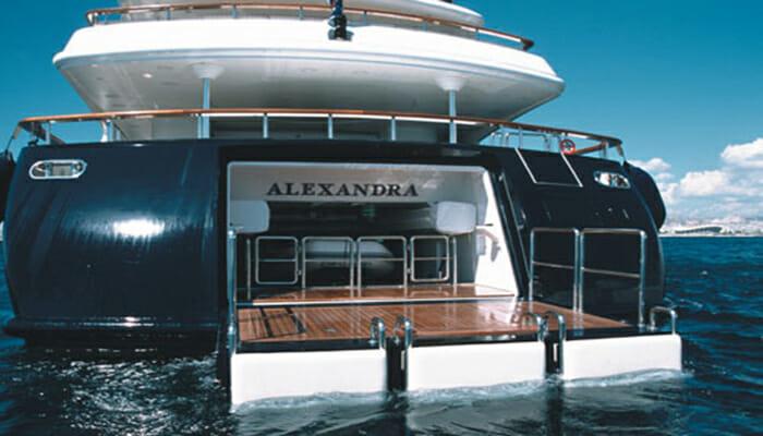 Alexandra Beach Club