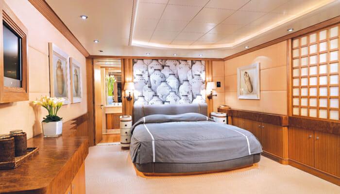 Alexandra VIP Cabin 1