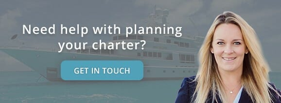 Get in touch with charter broker Alicia banner