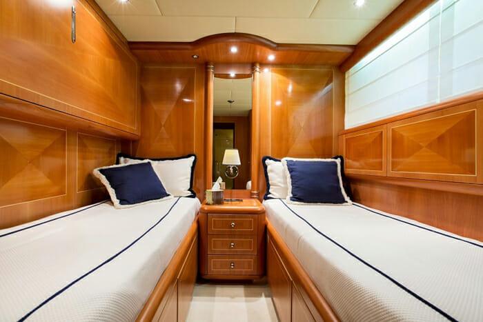 Allure Twin Cabin