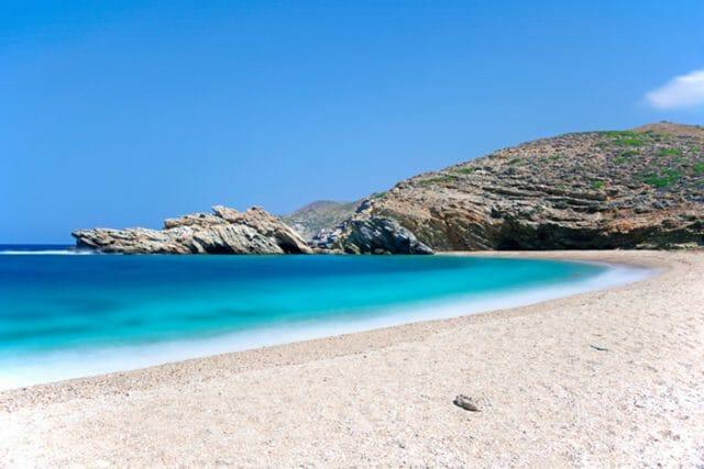 Andros beach