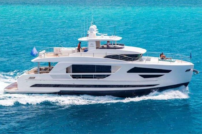 Angeleyes yacht