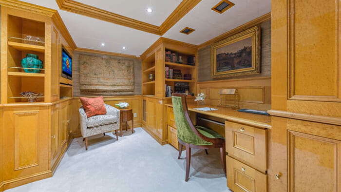 Ariadne VIP Cabin (Convertible Study)