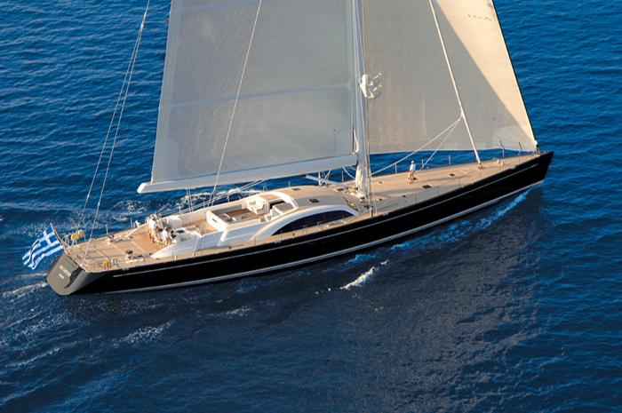 Yacht Aristarchos