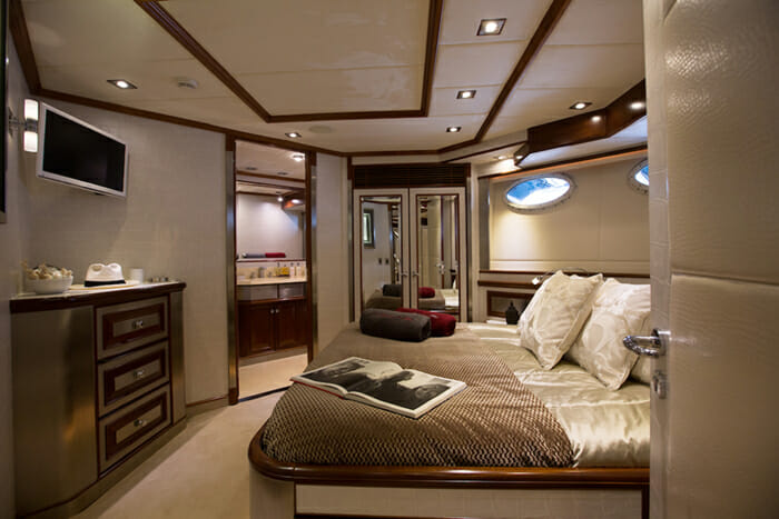 Ascari 1 VIP cabin 2