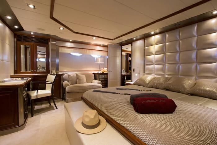 Ascari 1 master cabin