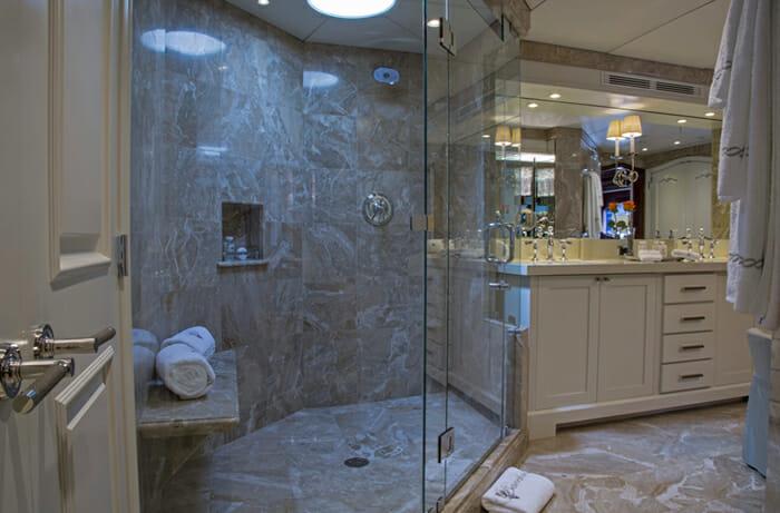 Bacchus Master Bathroom