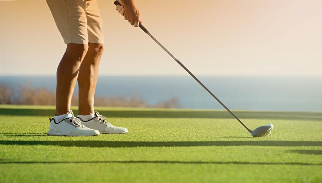 Bahamas golfing