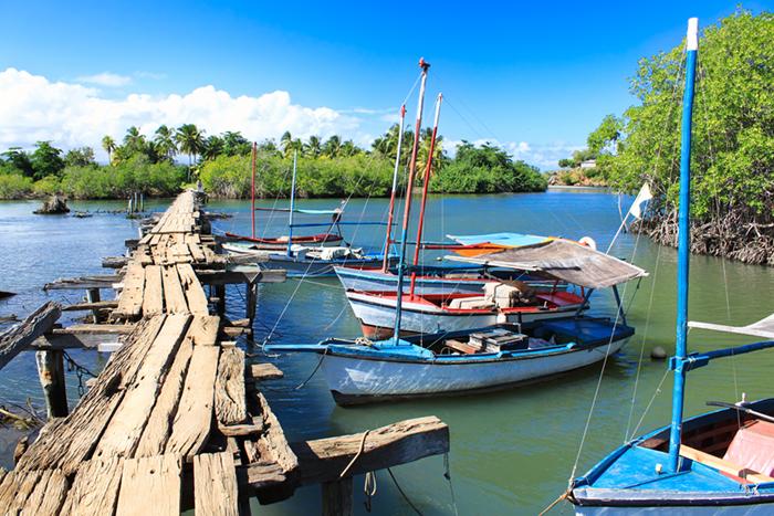 Bahia de Cabanas Cuba