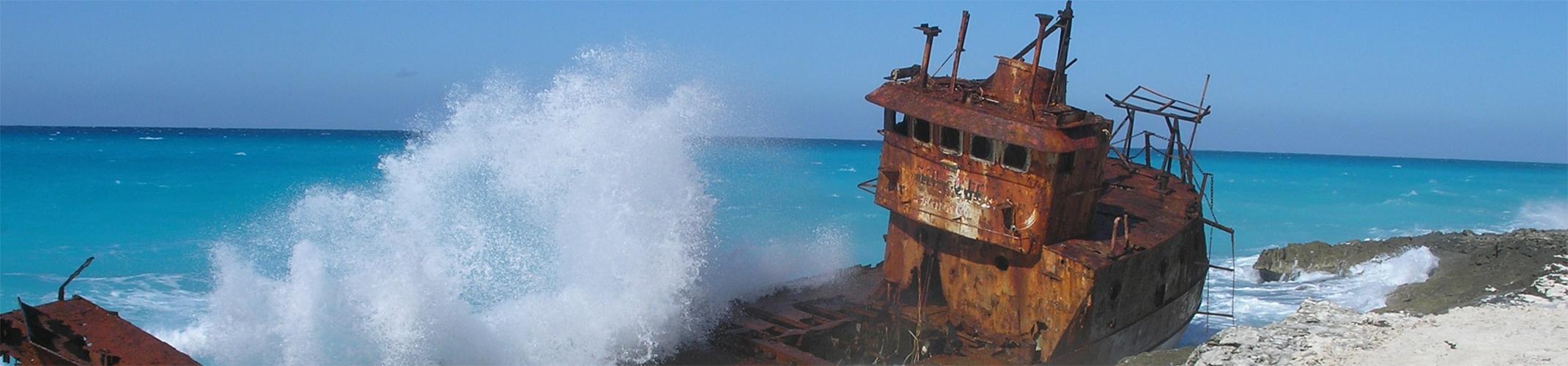 Shipwreck Diving