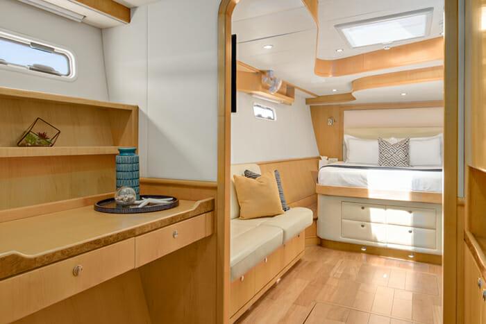 Blue Gryphon Guest Cabin 4