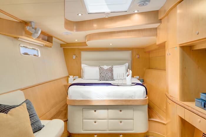 Blue Gryphon Guest Cabin 3