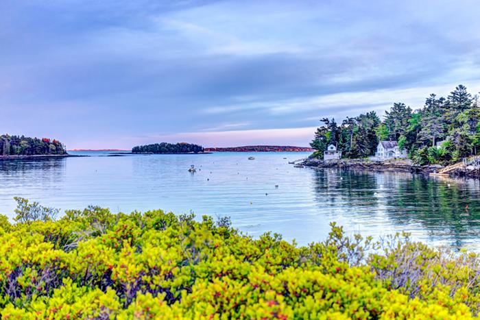 Boothbay Harbor Maine