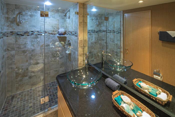 Breakaway Guest Bathroom