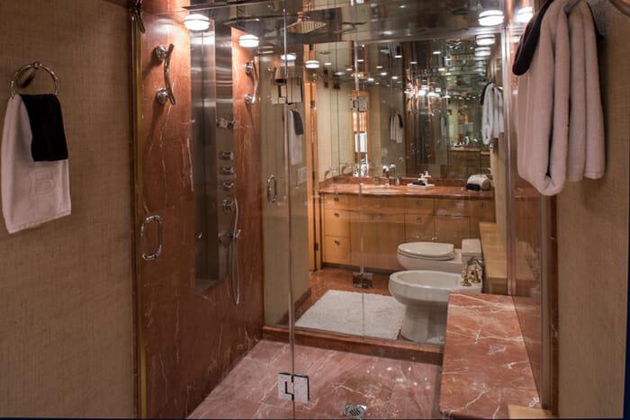 Breakaway Master Bathroom
