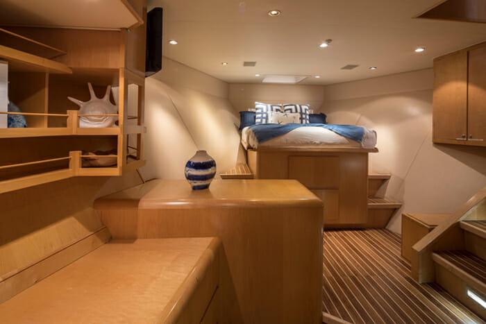 Breakaway VIP Cabin