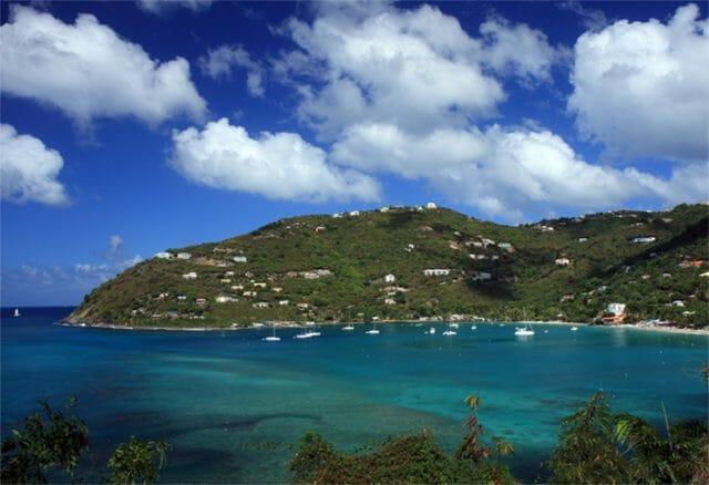 Cane Garden Bay in Tortola