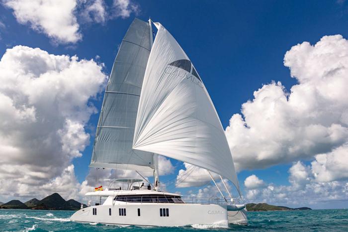 Catamaran Calmao