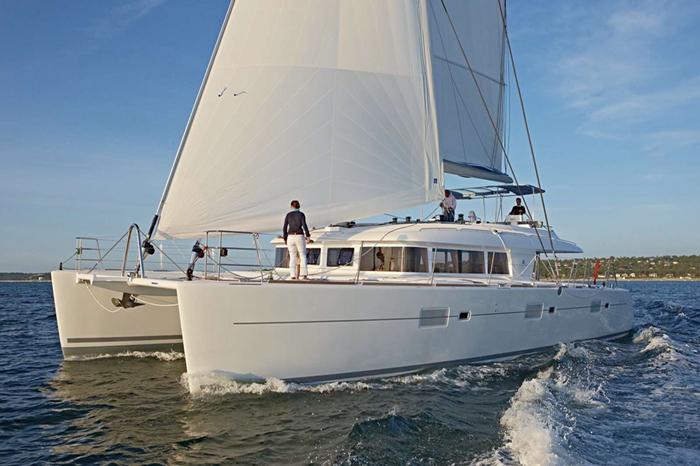 Catamaran GB Odyssey