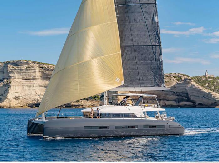 Catamaran Joy