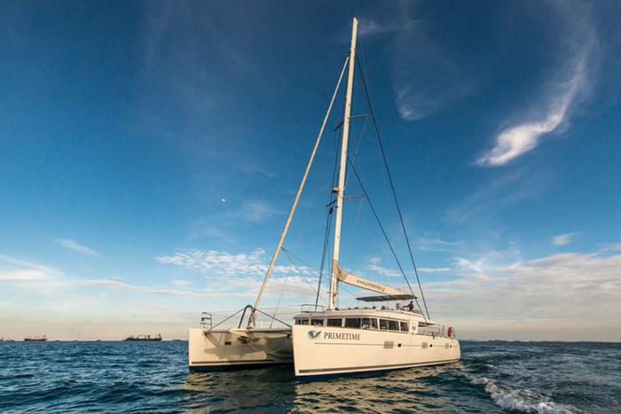 Catamaran Primetime