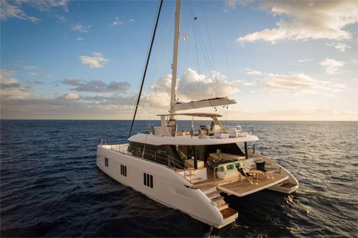 Catamaran Samadhi