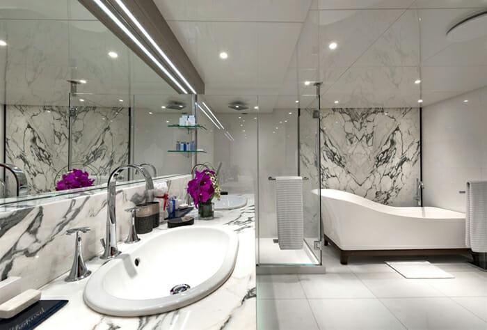 Chakra Master Bathroom