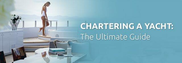 Chartering Yacht main banner