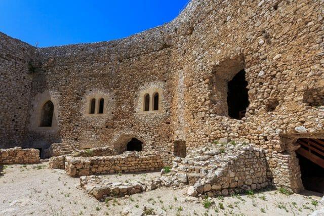 Chlemoutsi fortress Kyllini