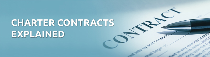Contract banner
