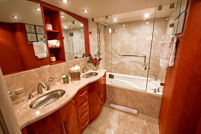 Divine Destiny Guest Bathroom