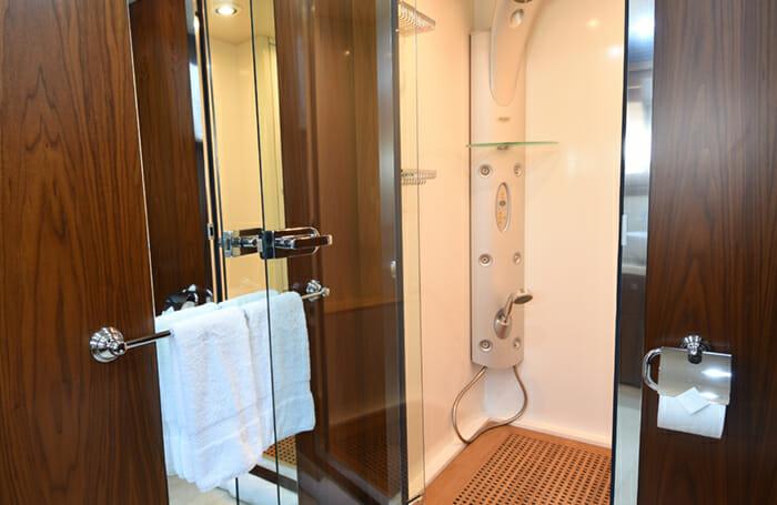 Double D Master Bathroom