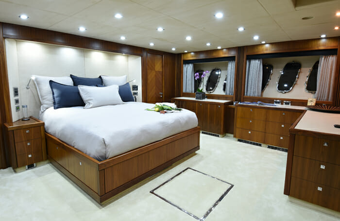 Double D Master Cabin