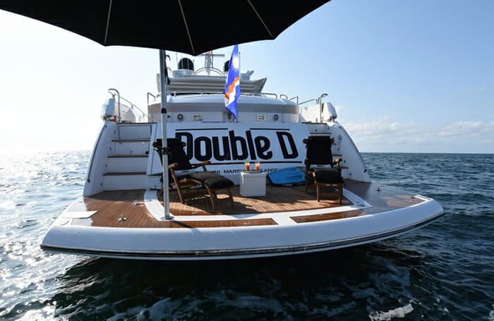 Double D Swim Platform