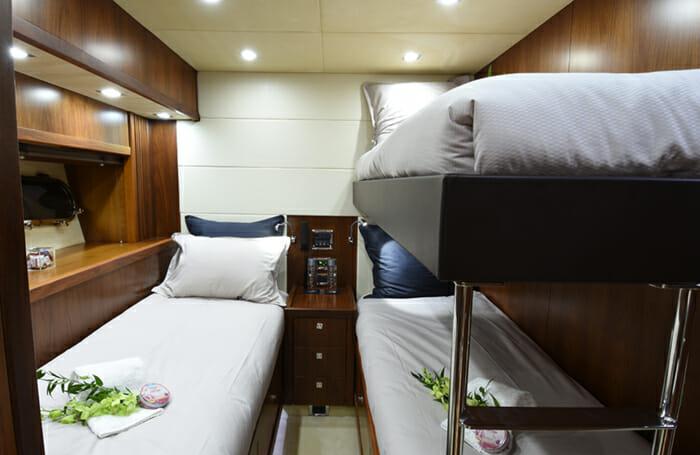 Double D Twin Cabin
