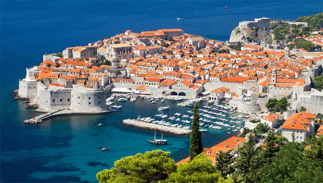Dubrovnik Croatia main image