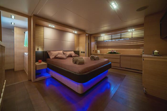 Eleven 1 Master Cabin