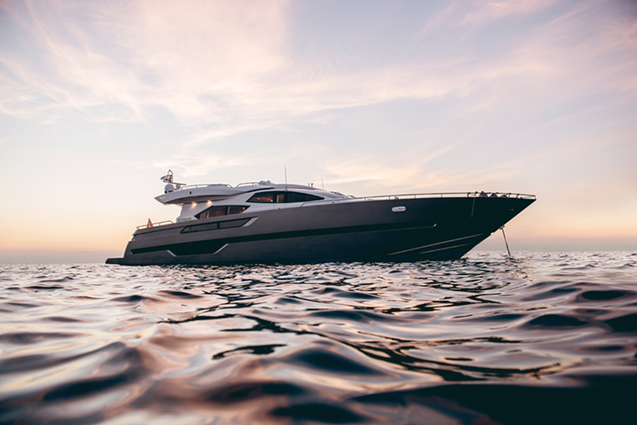 Eleven 1 Yacht
