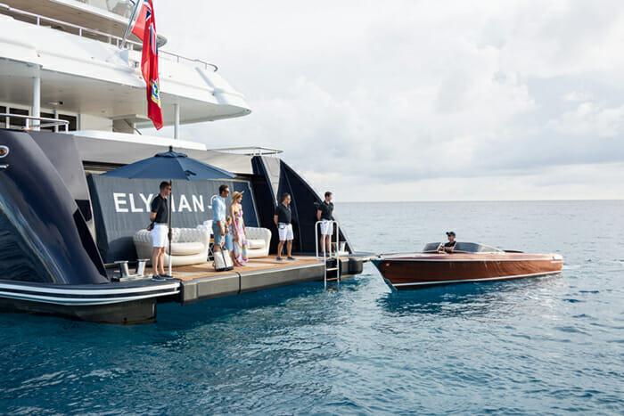 Elysian Swim Platform