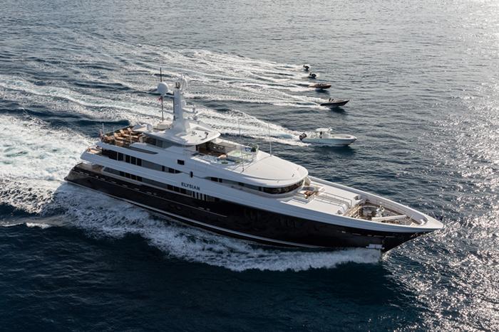 Yacht Elysian