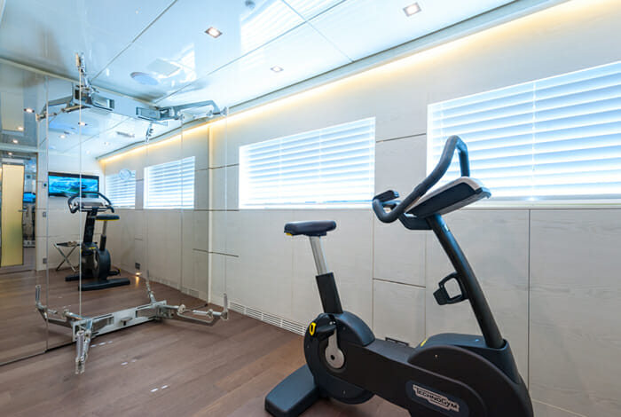 Entourage Gym