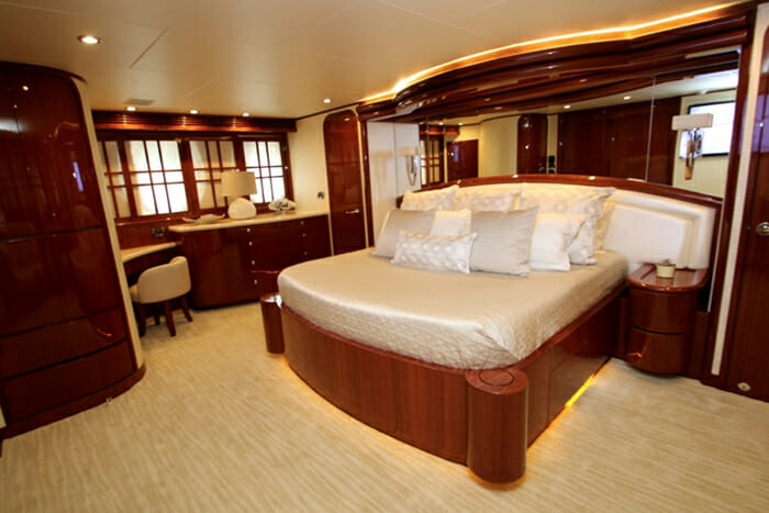 Exit Strategy Master Stateroom