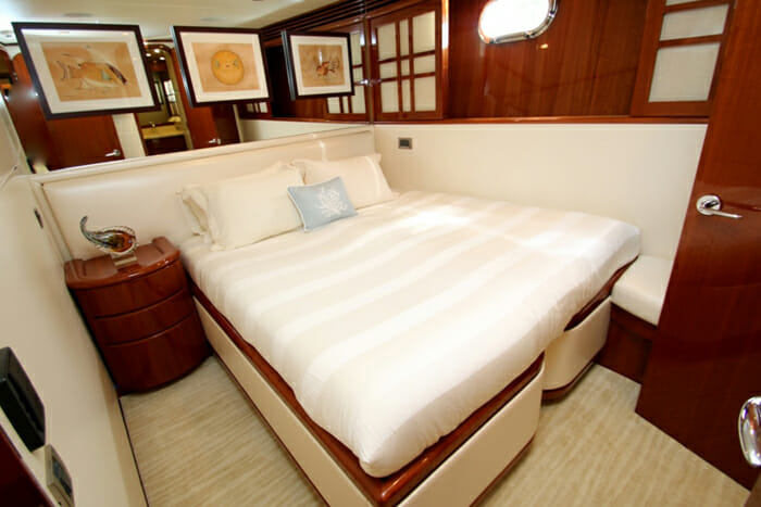 Exit Strategy Twin Convertible Stateroom