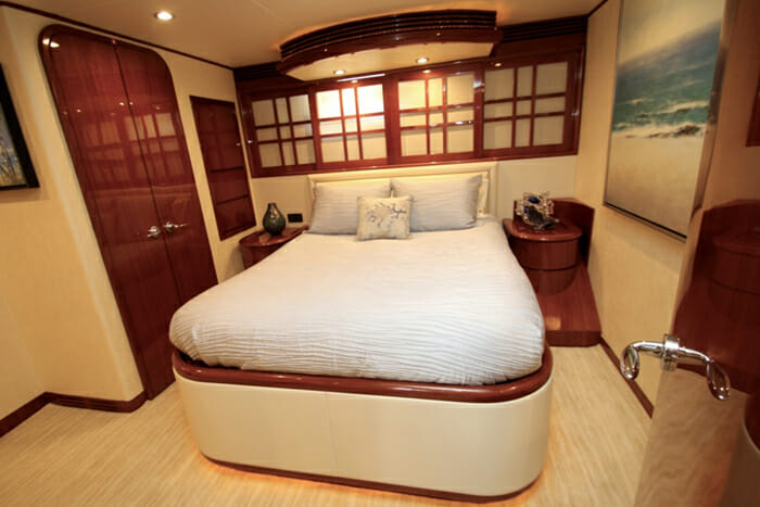 Exit Strategy VIP Stateroom