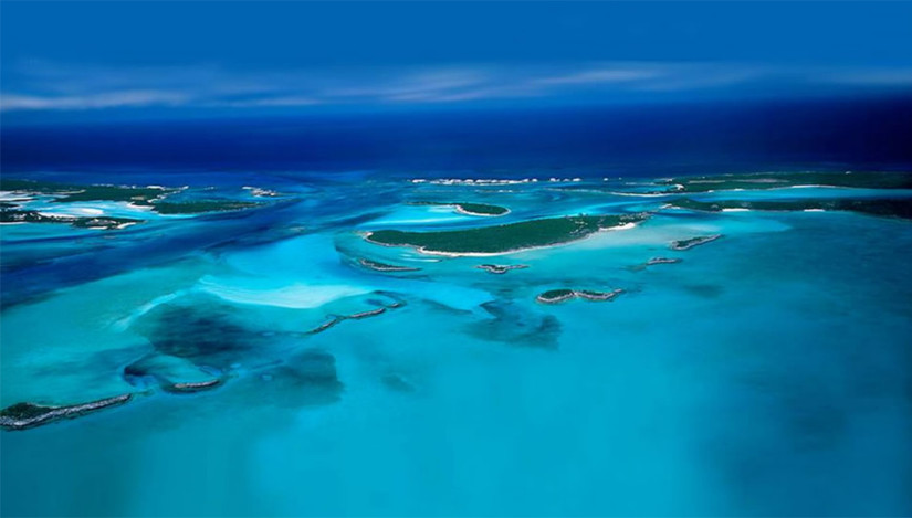 Exumas Land and Sea Park