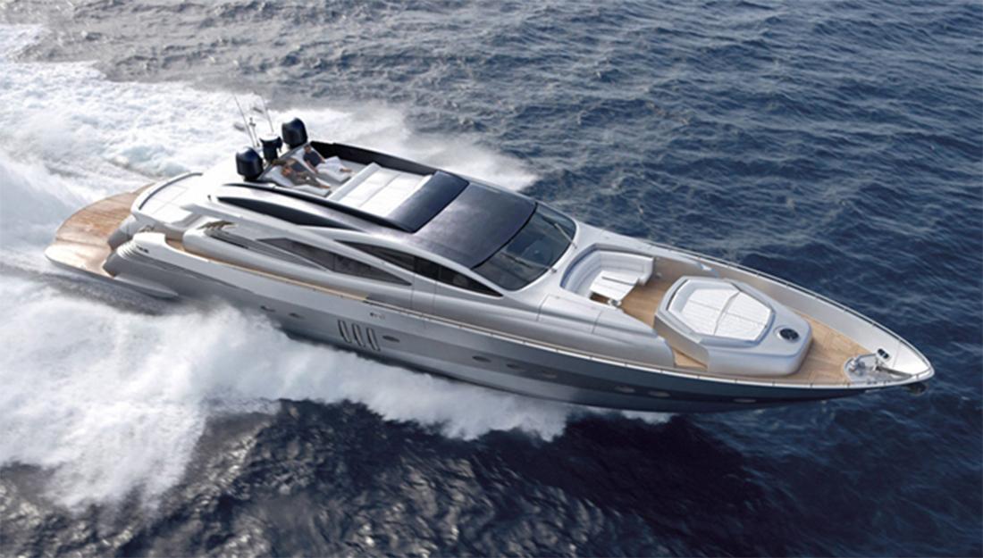 Fast yacht Solaris