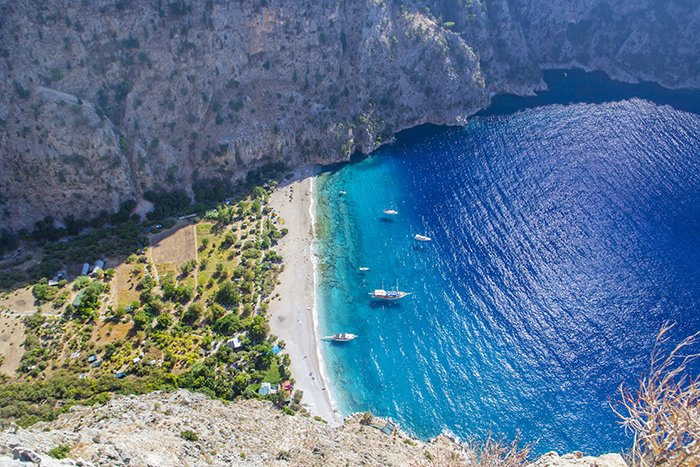 Fethiye yacht charters