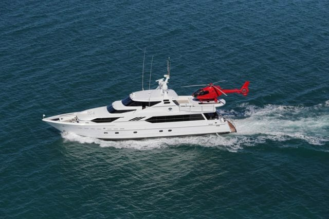Charter Yachts With Helipad Best Helicopter Yachts Worldwide Boat