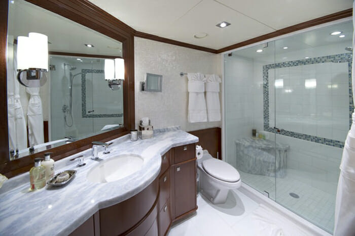 Fore Aces Master Bathroom